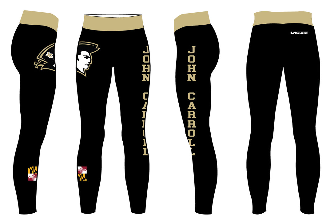 Patriots Sublimated Ladies Legging - 5KounT2018