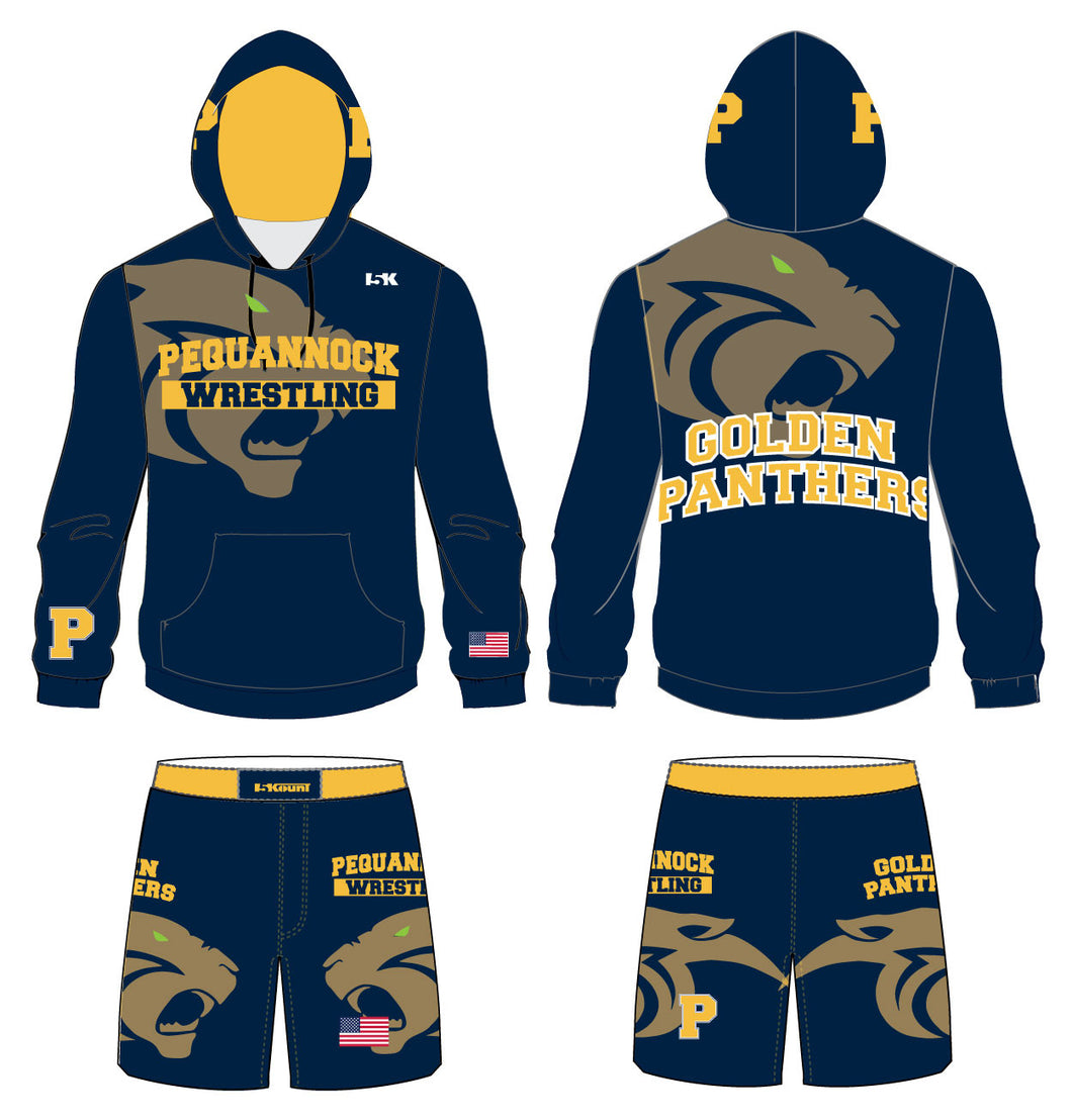 Pequannock Wrestling Package