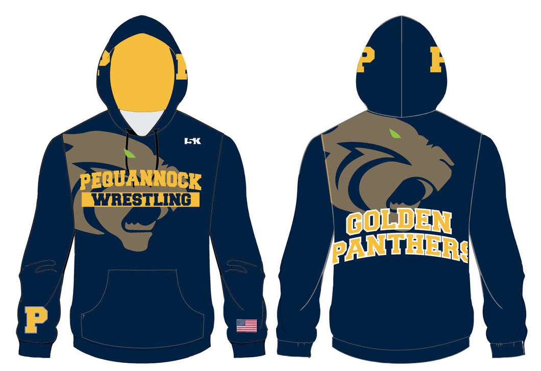 Pequannock Sublimated Hoodie 2016