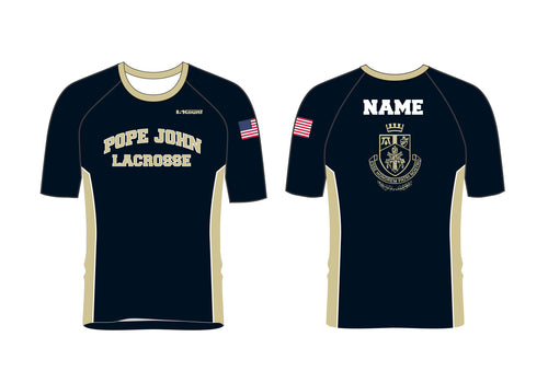 Pope John Lax Sublimated Shooting Shirt - 5KounT2018