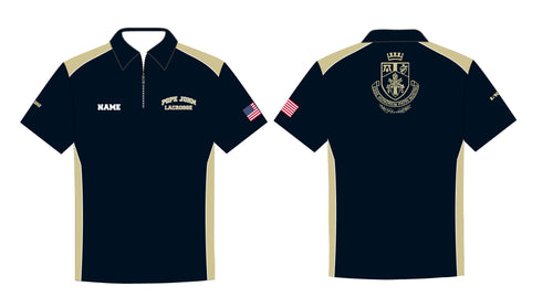 Pope John Lax Sublimated Polo - 5KounT2018