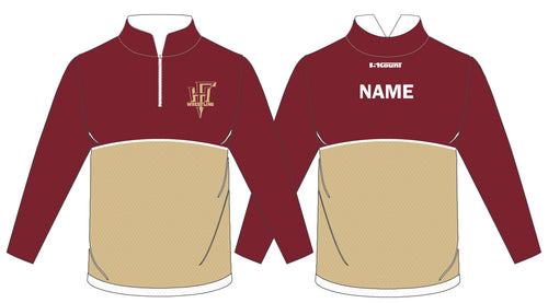 Florida Schools Wrestling Performance Quarter Zip - 5KounT2018