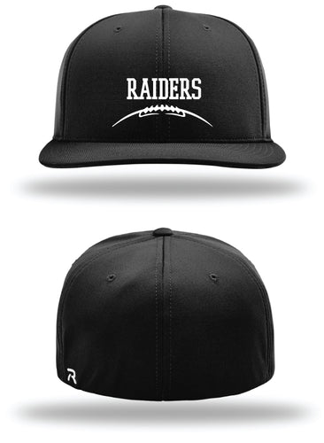 Raiders Football FlexFit Cap - Black - 5KounT