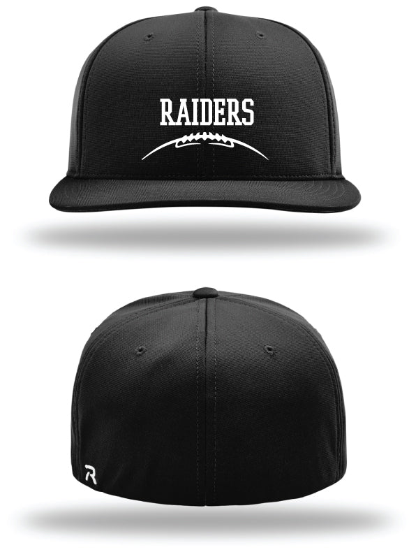 Raiders Football FlexFit Cap - Black