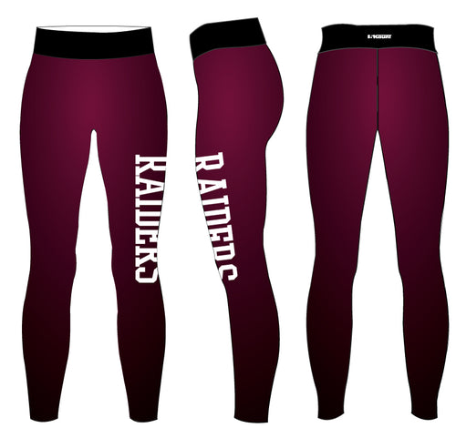 Raiders Sublimated Ladies Legging - 5KounT