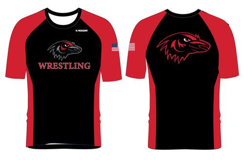 Robbinsville Wrestling Sublimated Fight Shirt - 5KounT2018