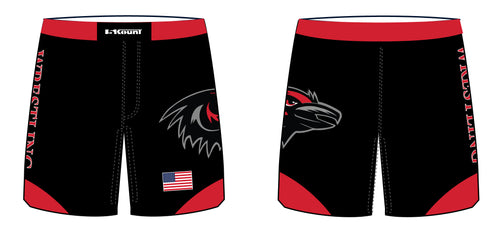 Robbinsville Wrestling Sublimated Fight Shorts - 5KounT2018