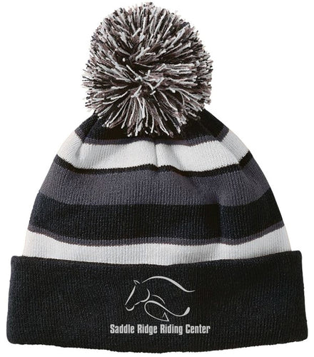 Saddle Ridge Pom Beanie - 5KounT2018