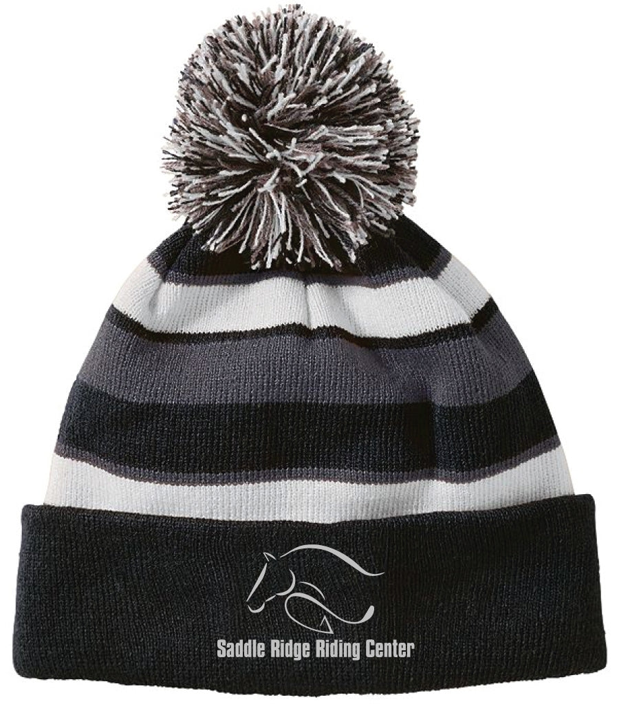 Saddle Ridge Pom Beanie - 5KounT