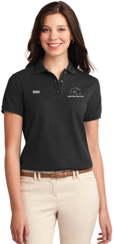 Saddle Ridge Ladies Pique Polo - 5KounT2018