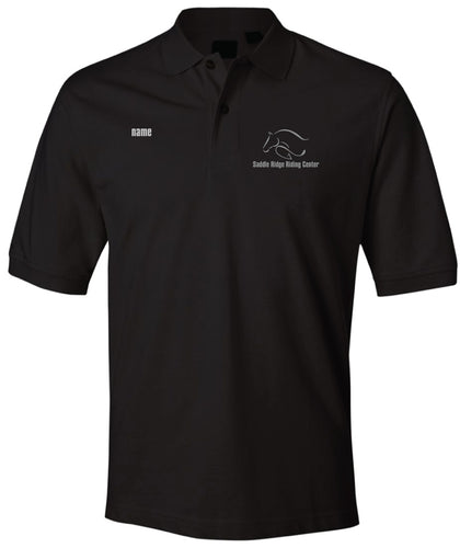 Saddle Ridge Men's Polo - 5KounT2018