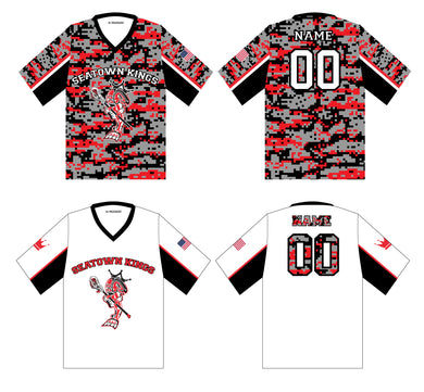 Seatown Kings Sublimated Jersey Package