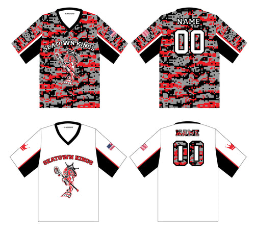 Seatown Kings Sublimated Jersey Package - 5KounT2018