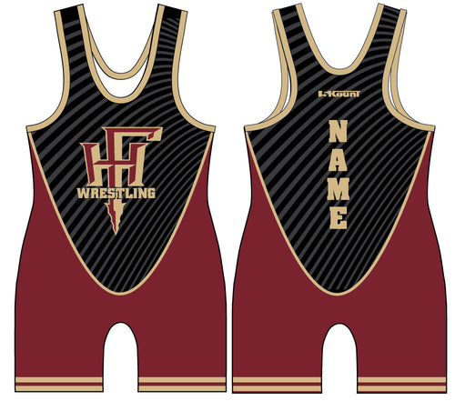 Florida Schools Sublimated Singlet