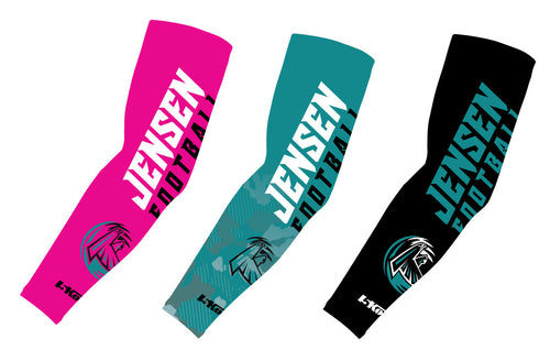 Jensen Beach Falcons Football Sublimated Compression Sleeves