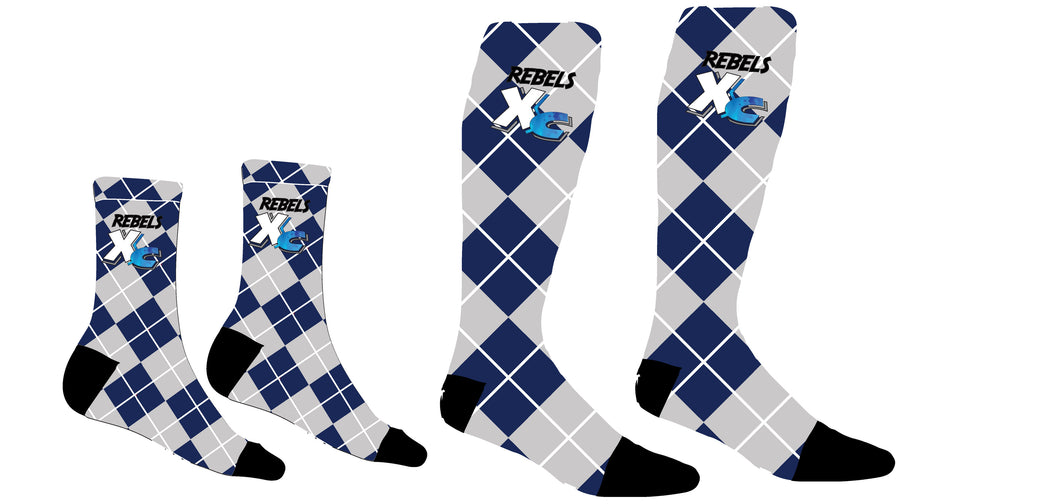 Howell XC Sublimated Socks