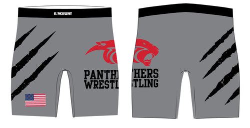 Gateway Panthers Wrestling Sublimated Compression Shorts
