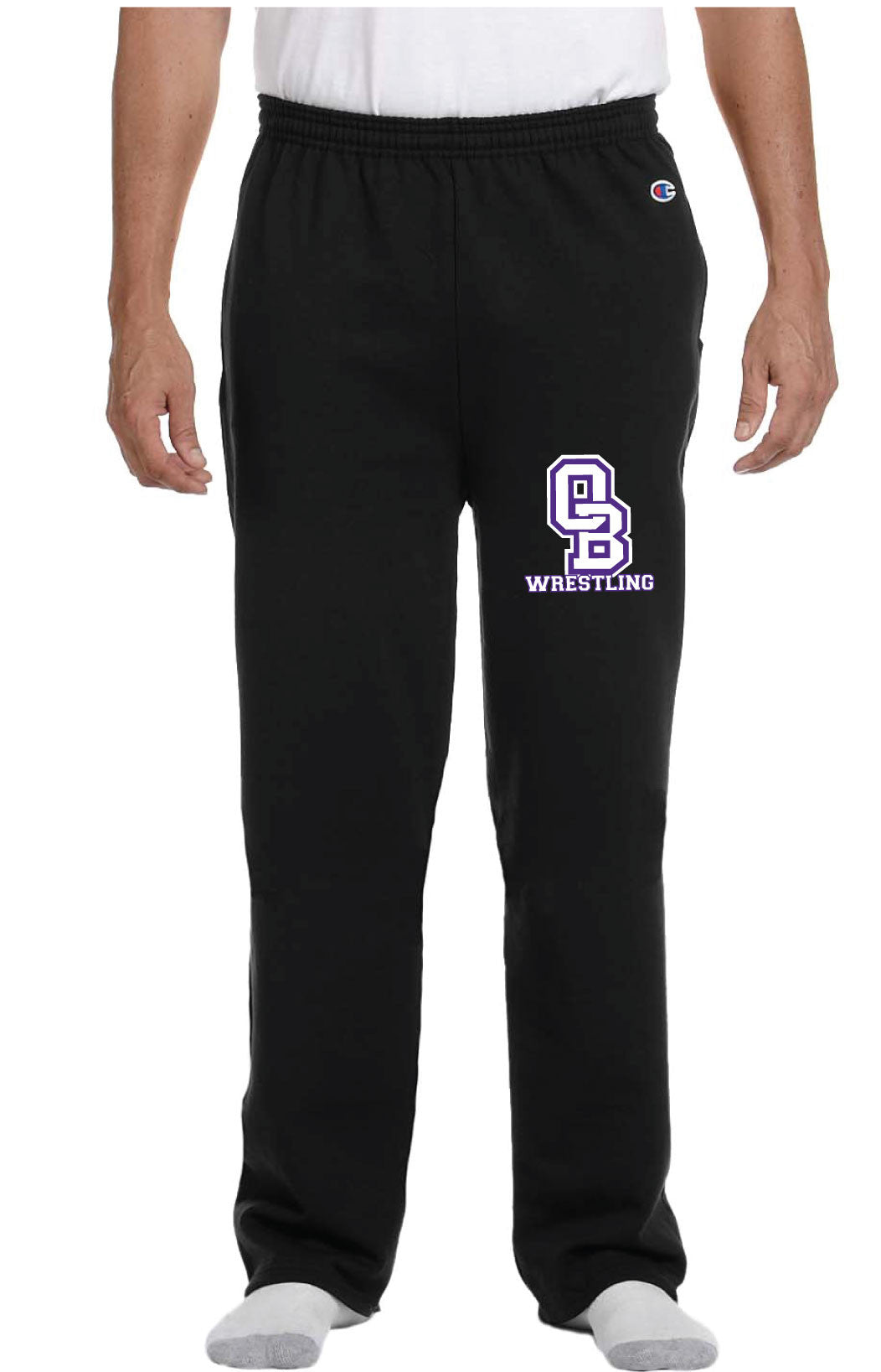 OB Wrestling Practice Sweatpants w/pockets