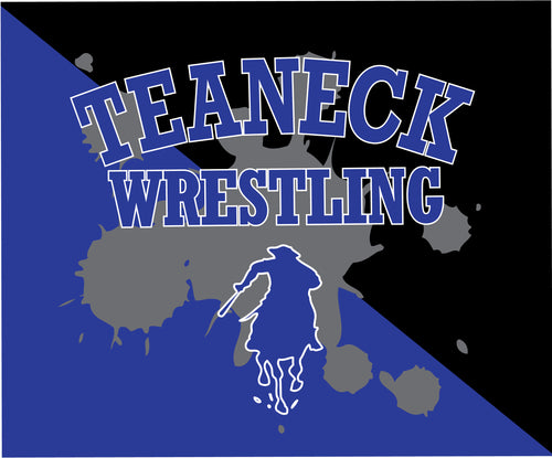Teaneck Wrestling Sublimated Mousepad - 5KounT2018