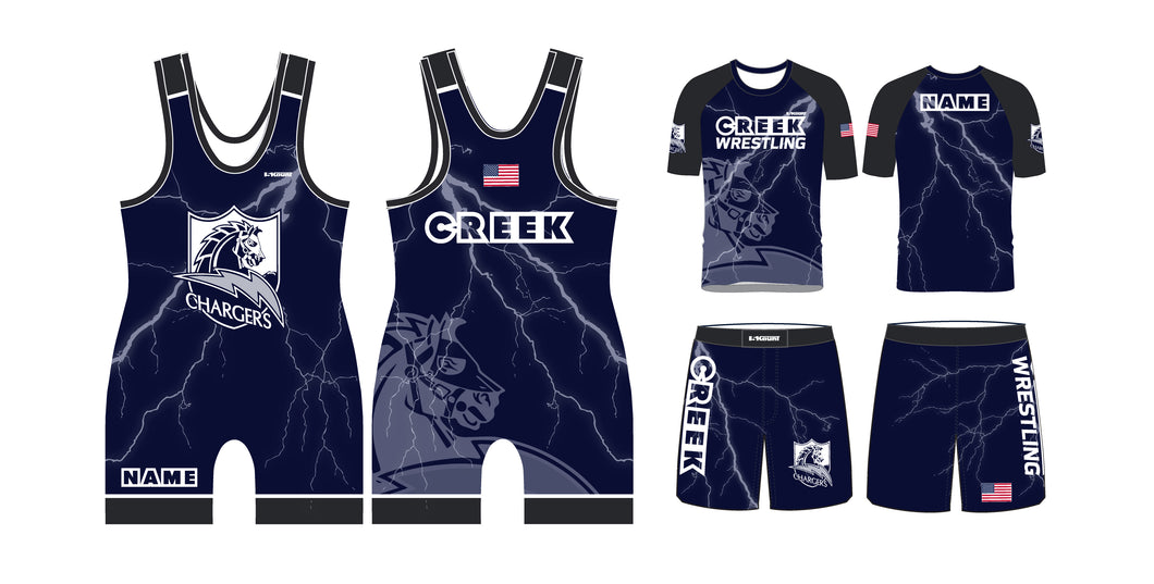Creek Wrestling Package Deal - 5KounT2018