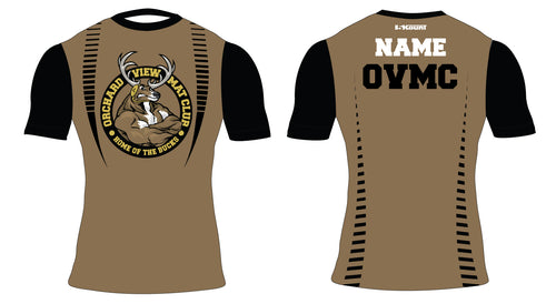 OVMC Sublimated Compression Shirt