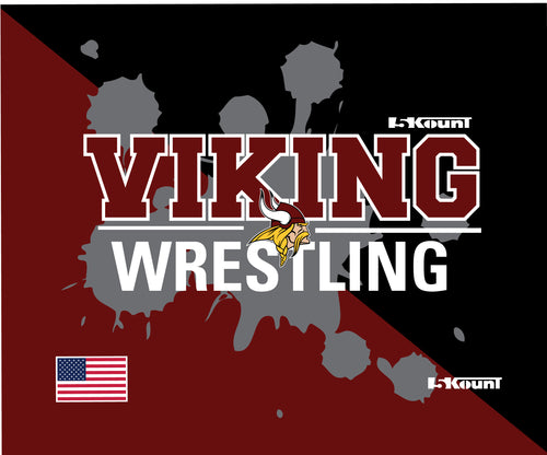 Vikings Wrestling Sublimated Mousepad - 5KounT2018