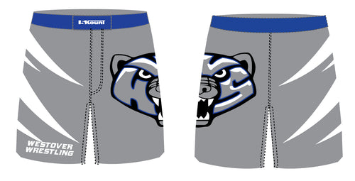 Westover Wrestling Sublimated Fight Shorts - 5KounT2018