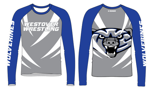 Westover Wrestling Sublimated Fight Shirt - 5KounT2018