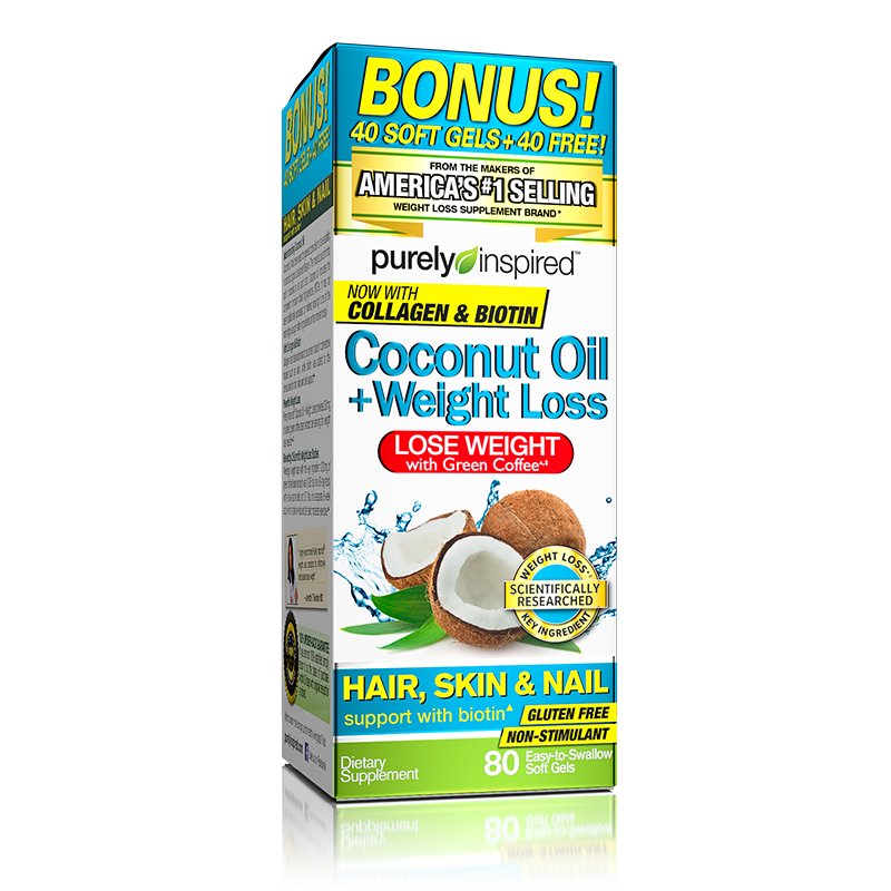 Coconut Oil + Weight Loss