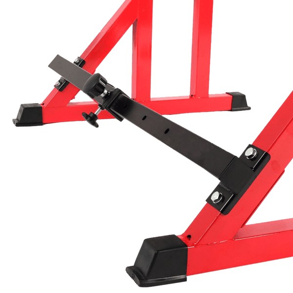 Squat Bench Dip Adjustable Spotter Rack