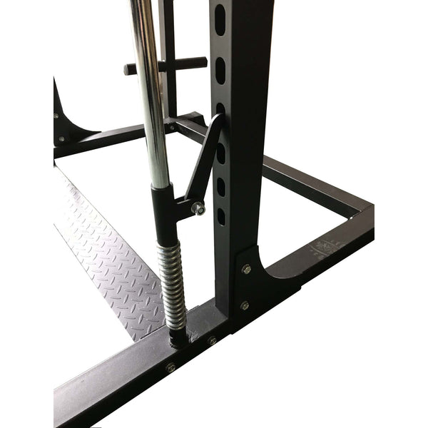 Black Smith Rack with Plate Storage