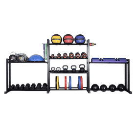 Multi Custom Storage Rack - DirectHomeGym