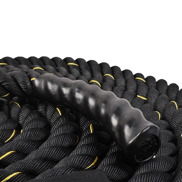 Battle Rope (Length 9m to 15m) (Weight 7.5KG to 24.6KG) - DirectHomeGym