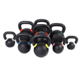 Powder Coated Kettlebells - DirectHomeGym