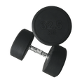 Fixed Round Head Dumbbells (2.5 - 50KG) - DirectHomeGym