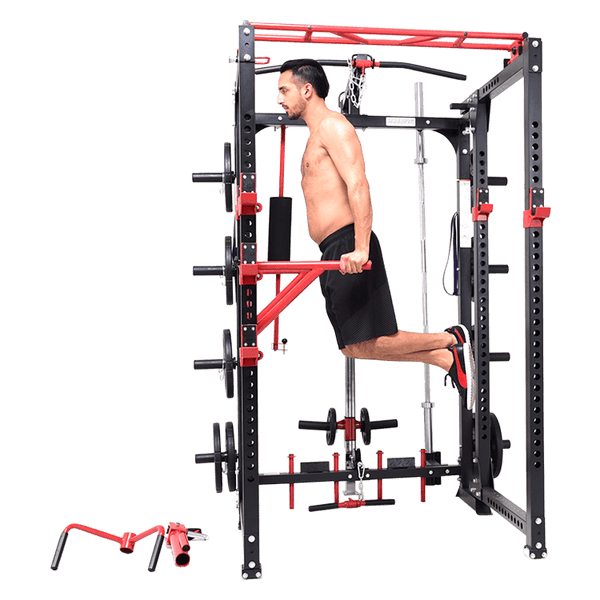 VersaRack XL - Folding Power Rack - DirectHomeGym