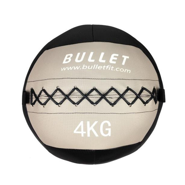 Wall Ball Grey (2 to 10KG) - DirectHomeGym
