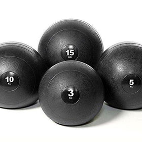 Rubber Slam Ball (4KG to 75KG) - DirectHomeGym