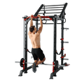 MyRack Heavy Duty Mix and Match Power Rack - DirectHomeGym
