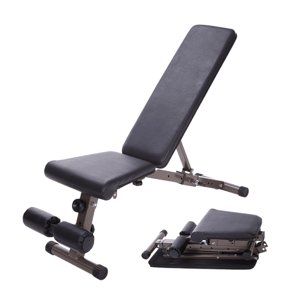 Adjustable FID Bench (foldable) - DirectHomeGym