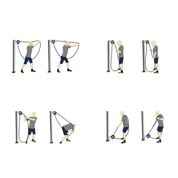 Endless Rope Trainer - DirectHomeGym