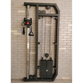 Flat Functional Trainer System Adjustable Height