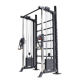 FTS Functional Trainer System / Adjustable Height / Wall Bars - DirectHomeGym