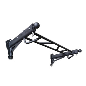 Premium Multigrip Pull Up Wall Mount Bar - DirectHomeGym