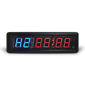 Digital Clock and Interval Timers - DirectHomeGym