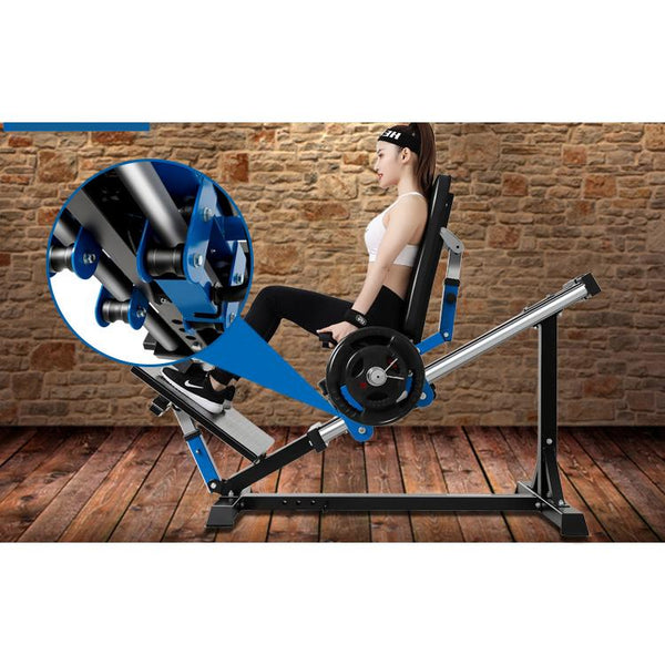 Compact Leg Press Machine - DirectHomeGym