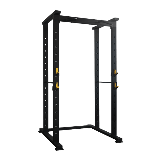 Power Rack with Dips and Landmine Options