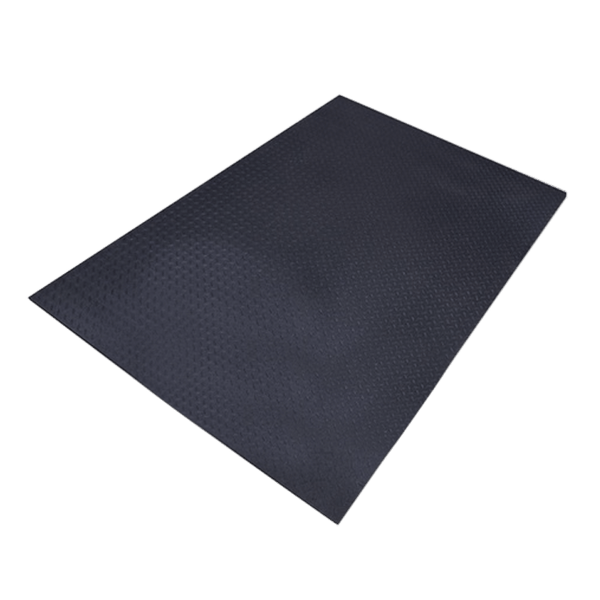High Quality Rubber Floor Mat 1.2m x 1.8m (Pre-cut) - DirectHomeGym