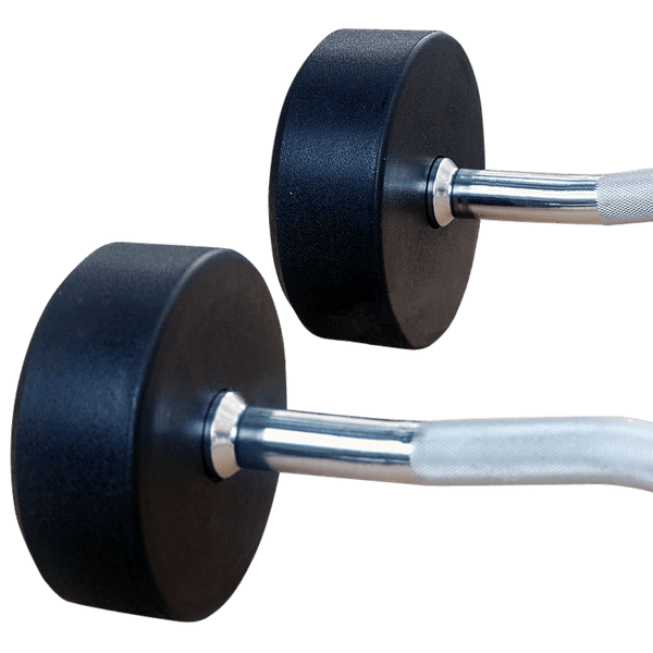 Fixed Weight Straight Barbell - DirectHomeGym