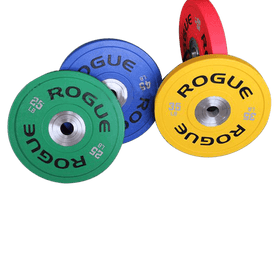 Urethane High Quality Bumper Colored Plates (10lb - 55lb) - DirectHomeGym